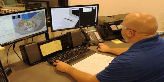 专业的五轴CNC数控加工中心-韦克