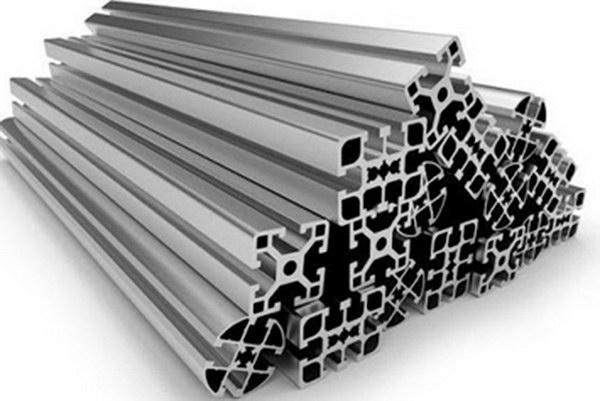小批量铝挤压件-韦克