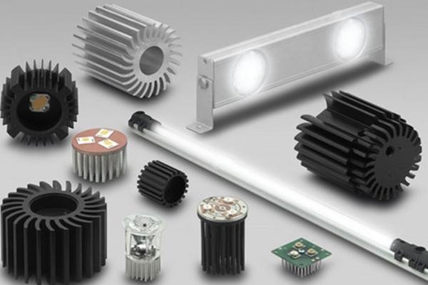 aluminum heat sink - 01