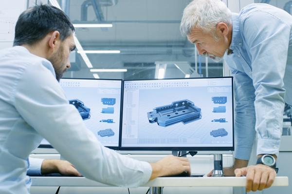 CNC数控模型设计